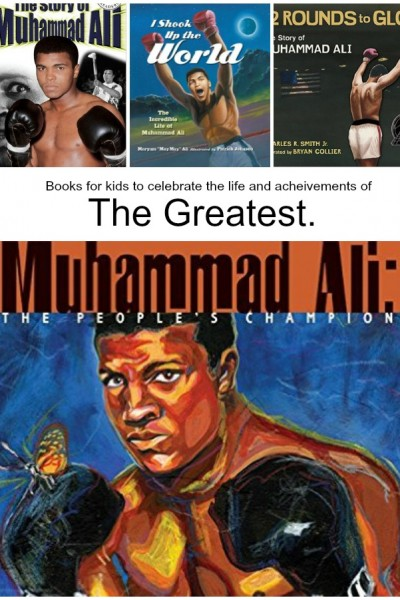 Muhammad Ali Books for Kids