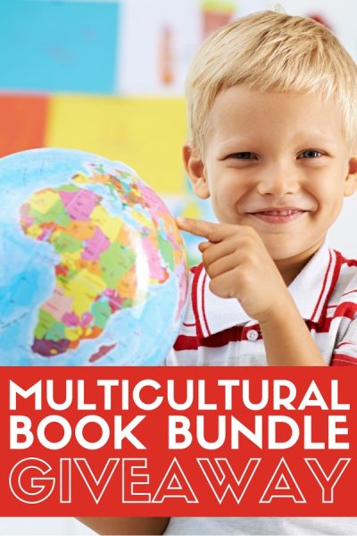 Win a Multicultural Children's Book Bundle for your School Library!