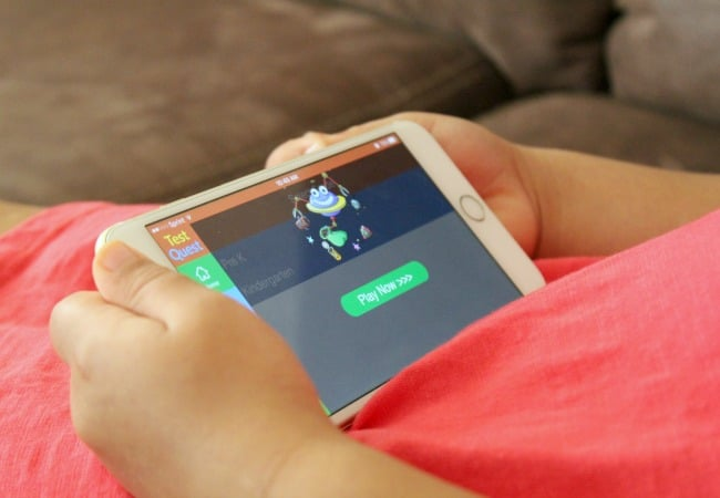Test Prep App for Kids from TestingMom.com