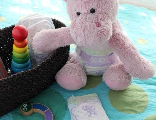 Why Parents Should Make a Diaper Basket For Your Baby