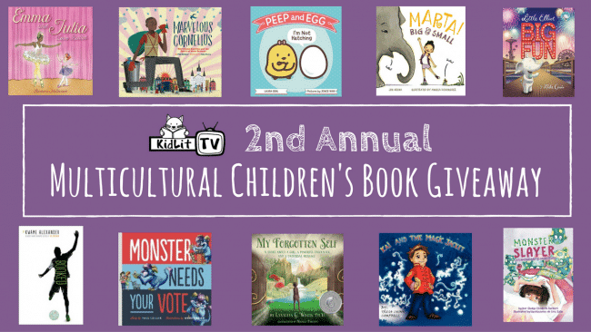 Multicultural Children's Book Giveaway