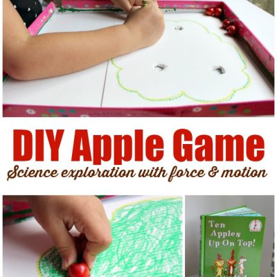 Exploring Science In Motion with a DIY Apple Game