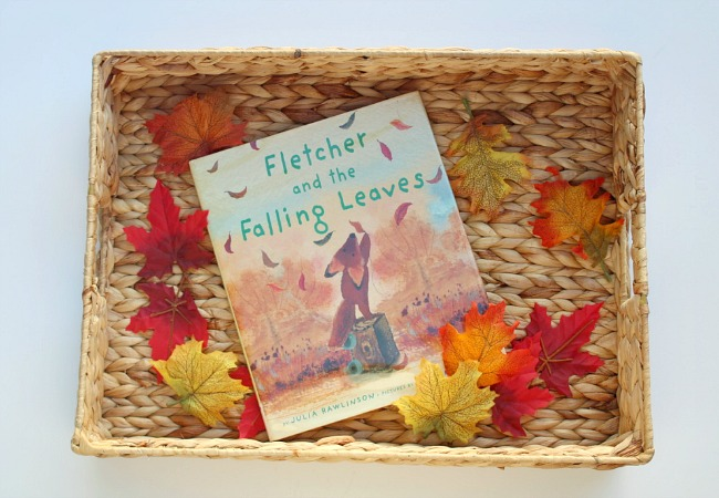 Leaf Themed Books for Kids this Fall