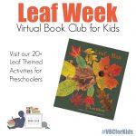 Leaf Week for Virtual Book Club for Kids