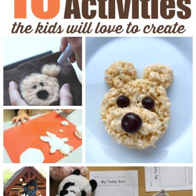 10 Fun Ways to Celebrate a Teddy Bear Day With Your Child