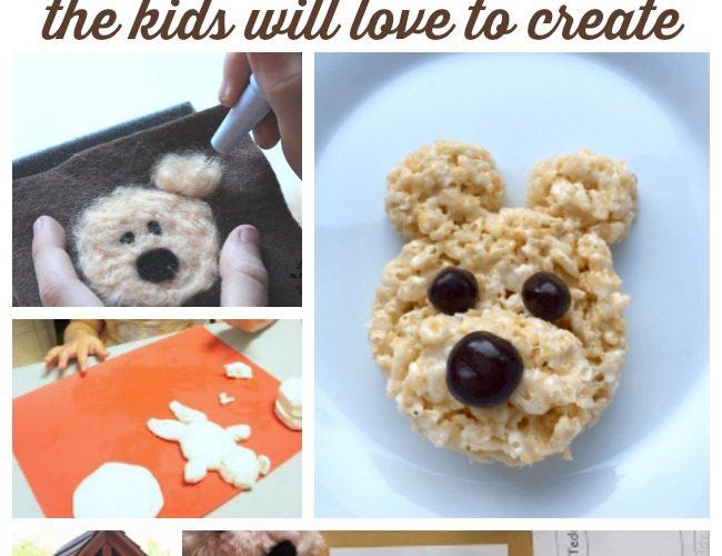 Teddy Bear Activities for Kids