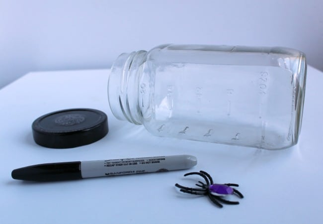 Creating a spider web jar for the Very Busy spider