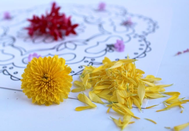 Fine Motor Activity for Diwali with Kids