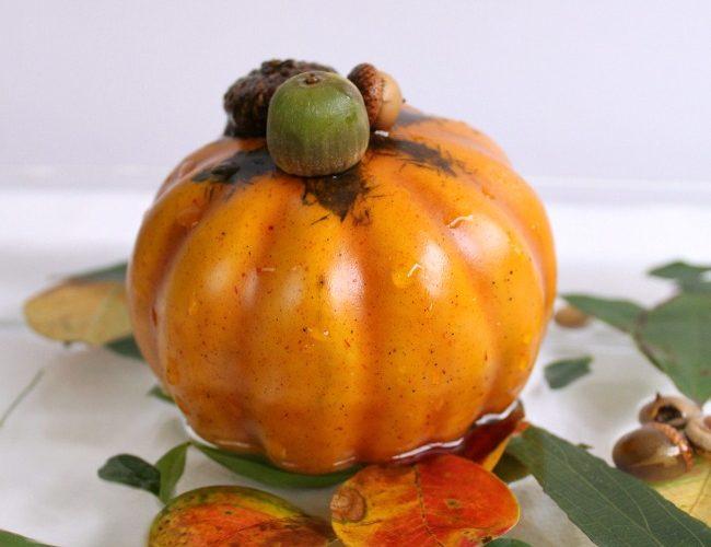Pumpkin Water Play Idea for Fall