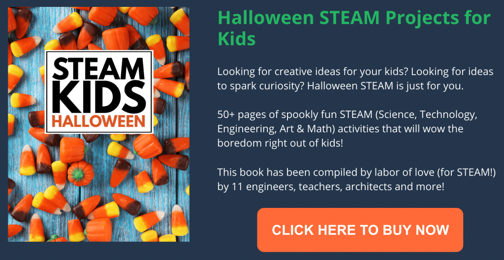 halloween STEAM Projects for Kids