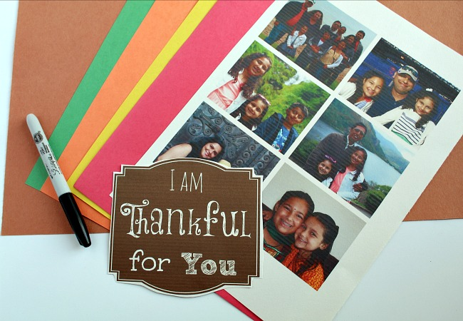 Photos for Gratitude Project Magnetic Thankful Tree