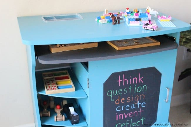 Teaching kids How to Store STEM Activities for Kids