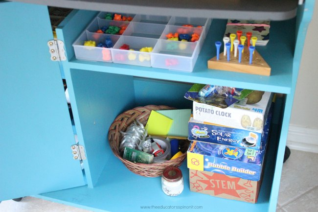 How to Store STEM Activities for Kids : Best Supplies for Grade Schoolers