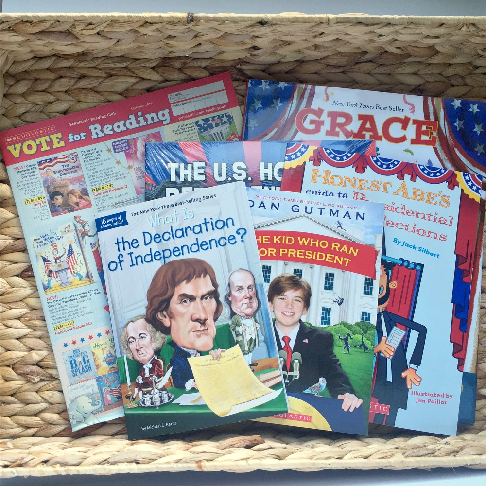 Books about the Election for Kids