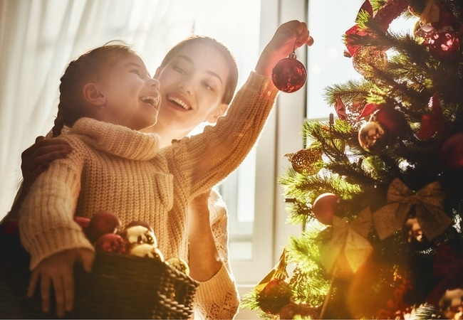Christmas Ideas on Pinterest for Decorating with Kids