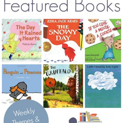 January Books for Kids featured at the Virtual Book Club