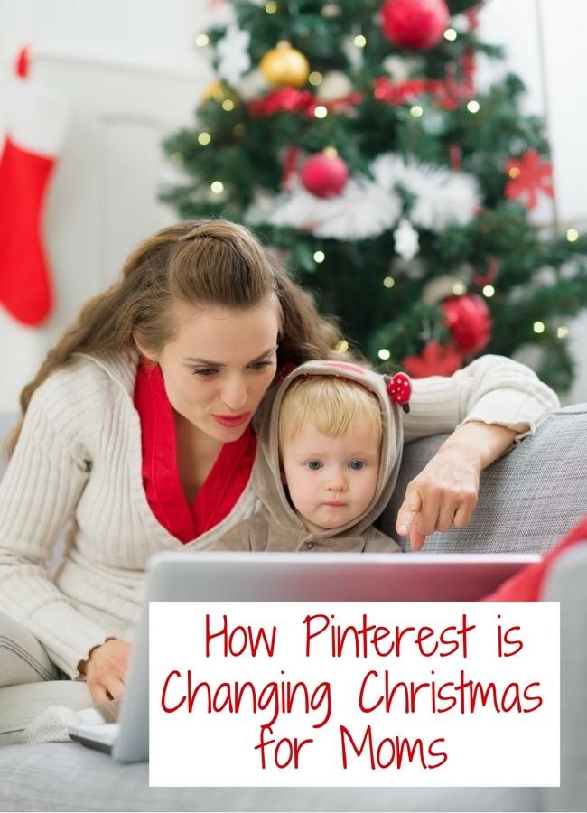 Christmas Ideas on Pinterest for Moms
