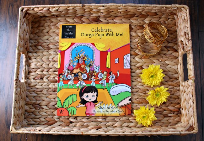 Celebrate Durga Pja with Me Book Review from The Educators' Spin On it