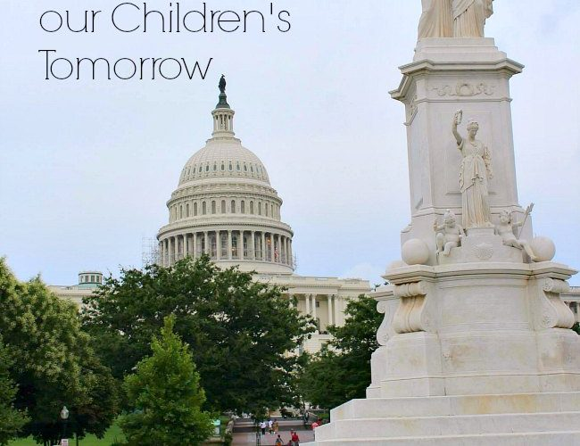 Why We Need to Rise Up Together For Our Children's Tomorrow