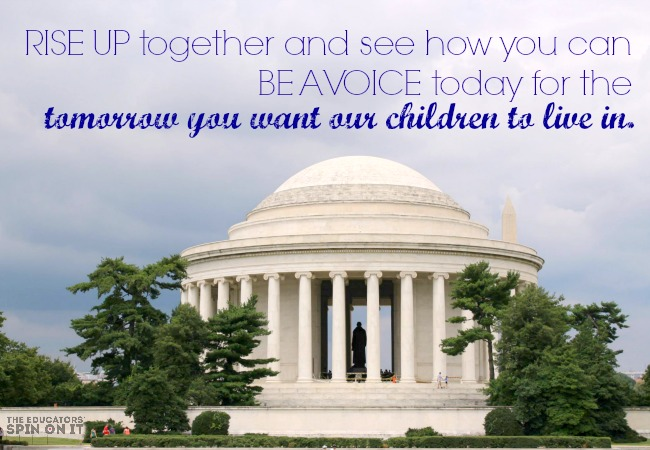 Rise Up! Tips for Advocacy to Support Children for their tomorrow.