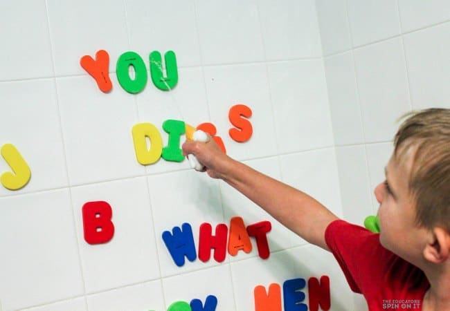 Squirt the Sight Word