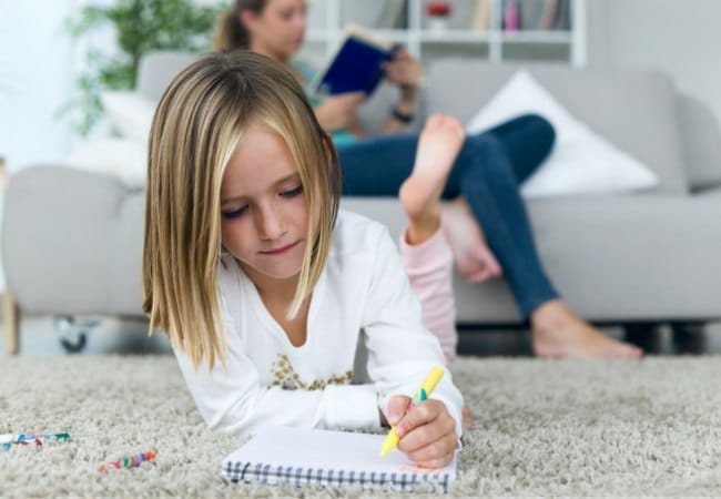Creating a learning Environment at Home