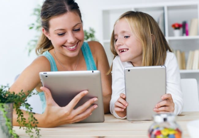 Exploring Online Learning Courses as a Mom