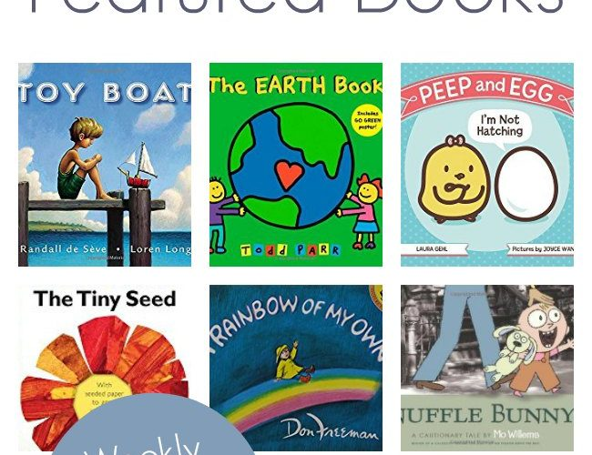 March Book List and Themes for the Virtual Book Club for Kids