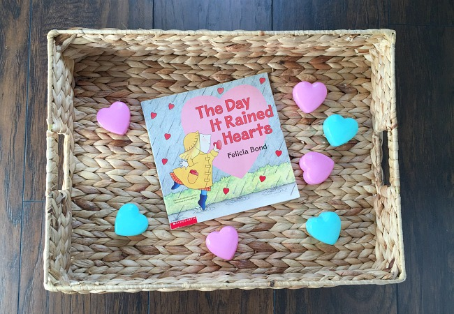 The Day It Rained Hearts Book Activities