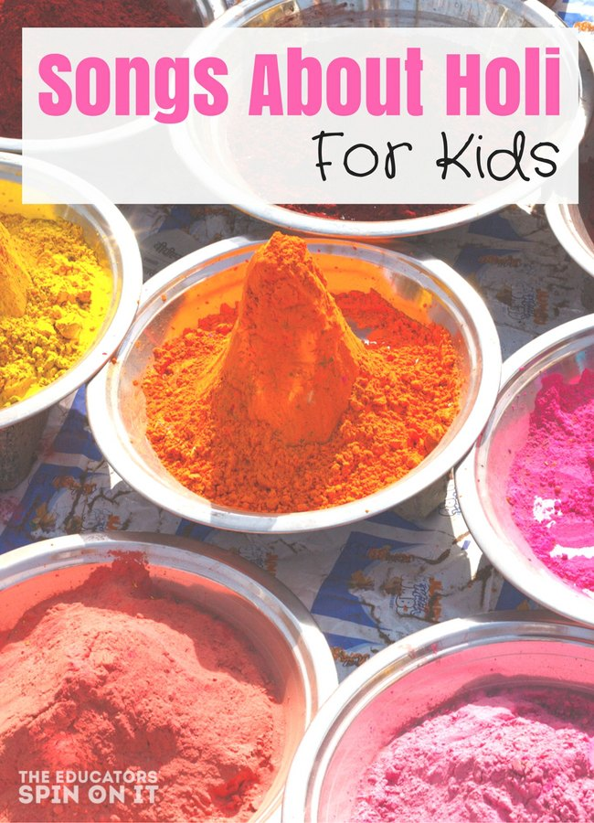 Songs About Holi For Kids