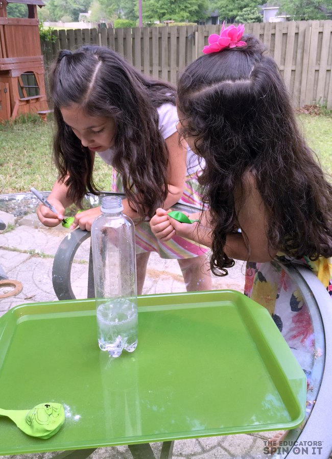 Create your own caterpillar and Butterfly for STEM Activity