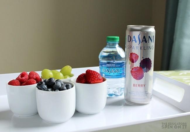 Fruit Kebob Snack Idea for After School