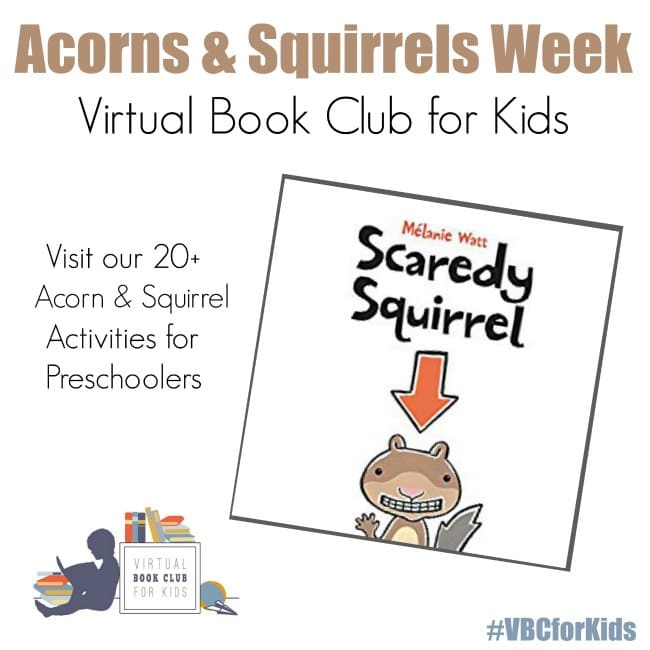 Acorns Week at VBC for Preschoolers