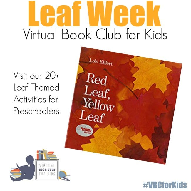 Leaf Week VBC for Preschoolers