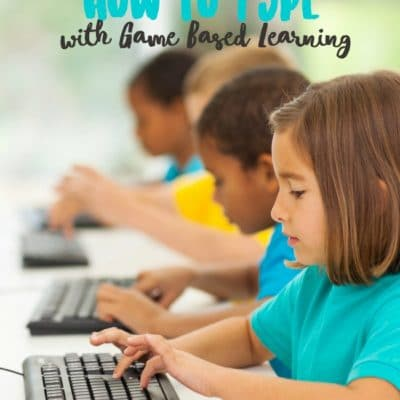 Teaching Kids How to Type with Game Based Learning
