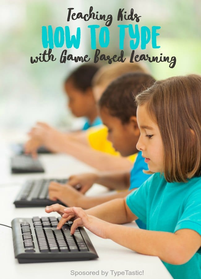 Learn to Type with game based learning, tips and classroom ideas for teaching kids how to type. Sponsored by Typtastic!