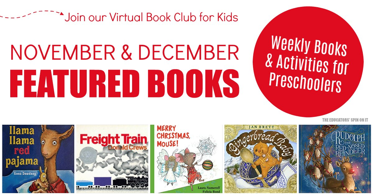 NOVEMBER AND DECEMBER BOOK LIST
