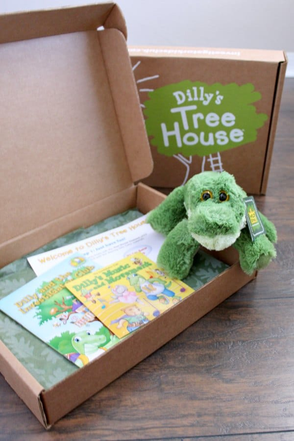 STEM Kit for Preschoolers with Dilly's Tree House
