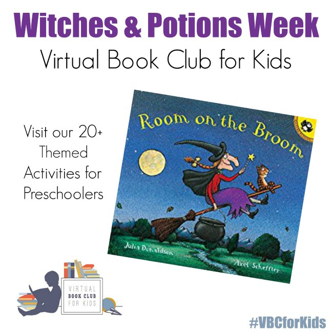 Witches and Potions Theme for VBC
