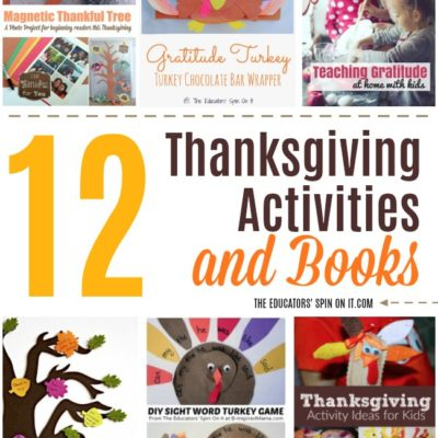 The Best Children's Thanksgiving Books