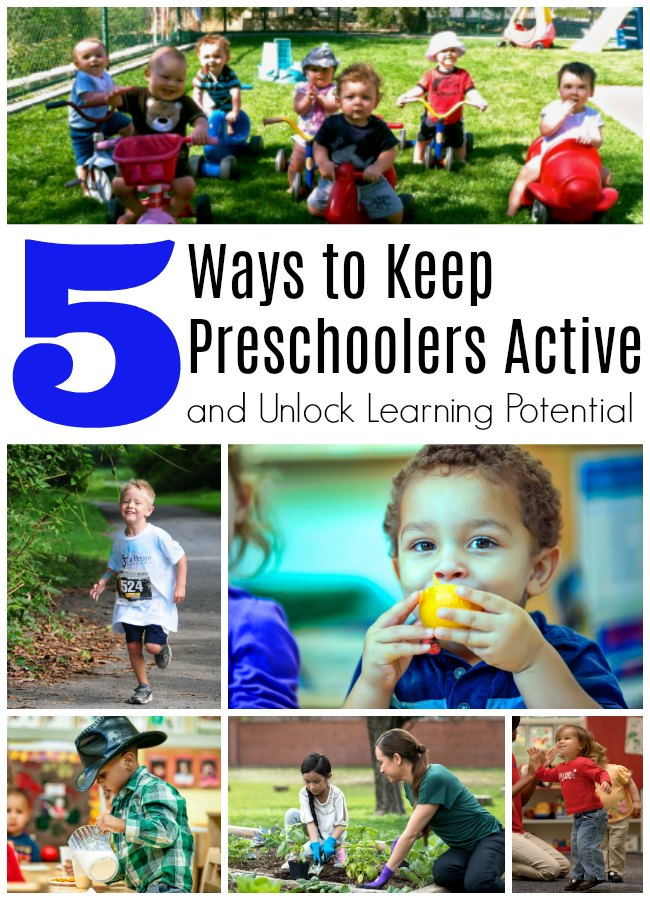 Five Ways to Keep Preschoolers Active and Unlock Learning Potential with Grow Fit at La Petitie Academy
