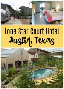 Lone Star Court Hotel a Top Hotel in Austin