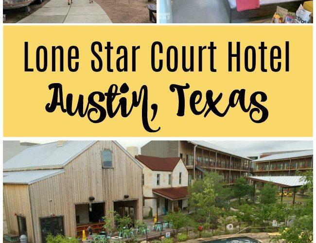 Lone Star Court Hotel a Top Hotel in Austin