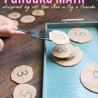 Hands On Pancake Math Activity