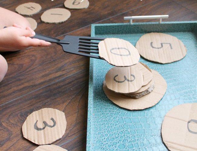 Hands On Pancake Math Activity