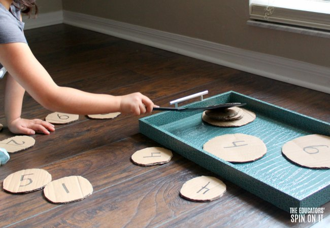 Pancake Math Activity for Virtual Book Club for Kids