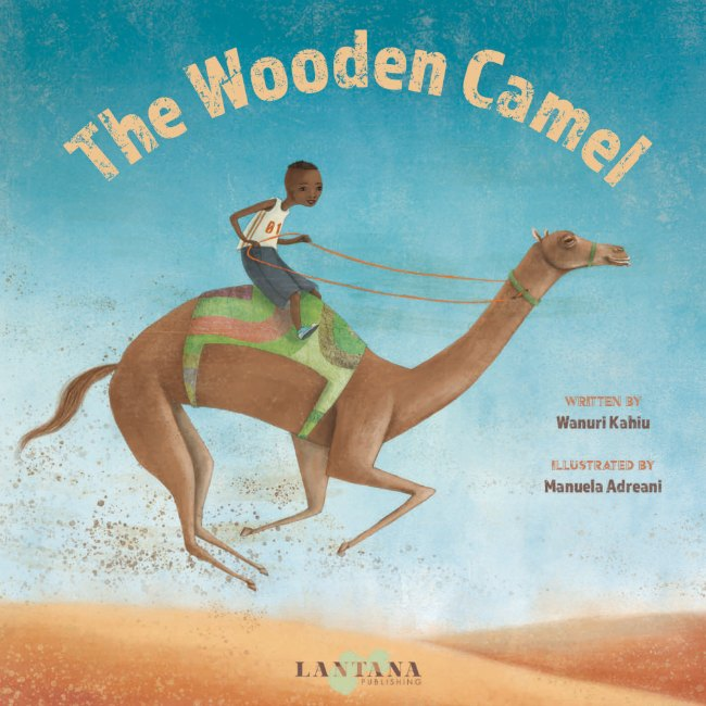 The Wooden Camel Book Cover and Review with Kids Activity for Camel Racing