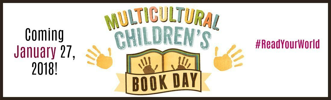 #ReadYourWorld at the Multicultural Children's Book Day
