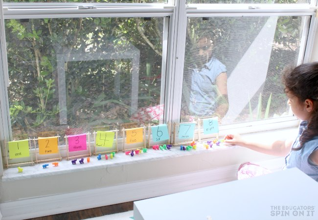 Zoo Number Train for Preschoolers