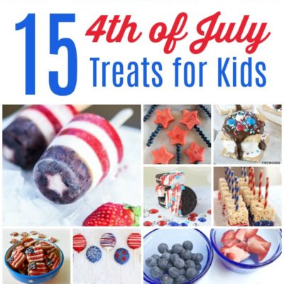 15 Easy 4th of July Treats for Kids